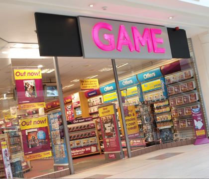 Walmart reportedly approached GAME for possible buyout