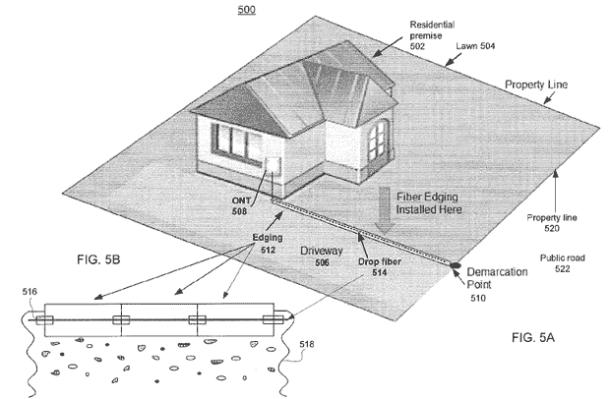 Google patent app reveals Fiber installation plans