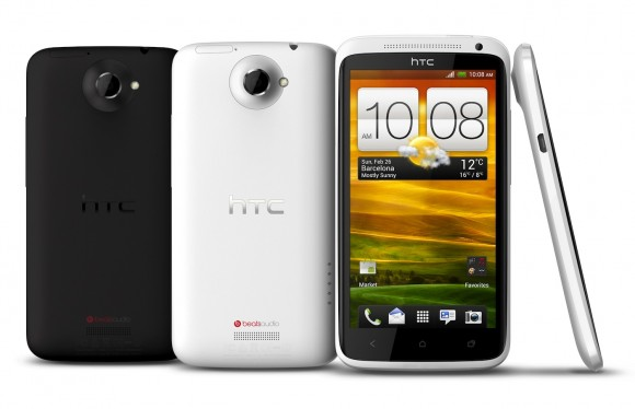 AT&T HTC One X screams through benchmarks