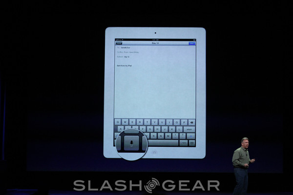 iPad 3 gets voice dictation but not quite Siri yet