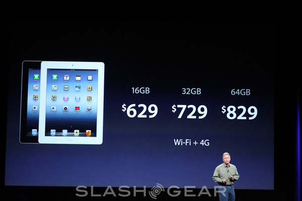 iPad 3 coming March 16 with 4G LTE starting at $629, WiFi-only at $499