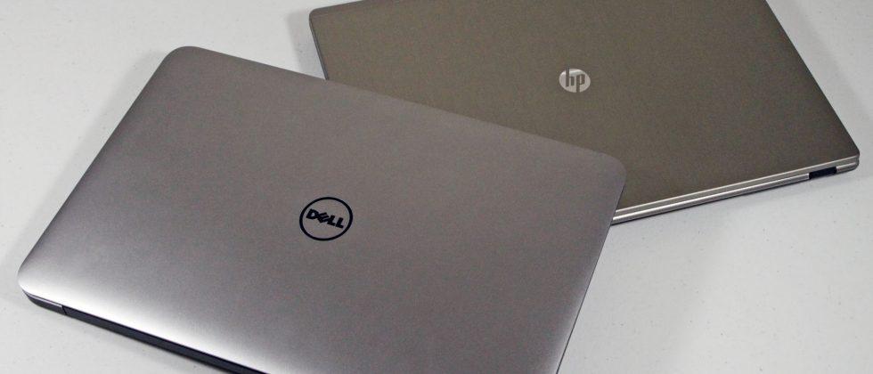Dell XPS 13 Ultrabook versus HP Folio 13