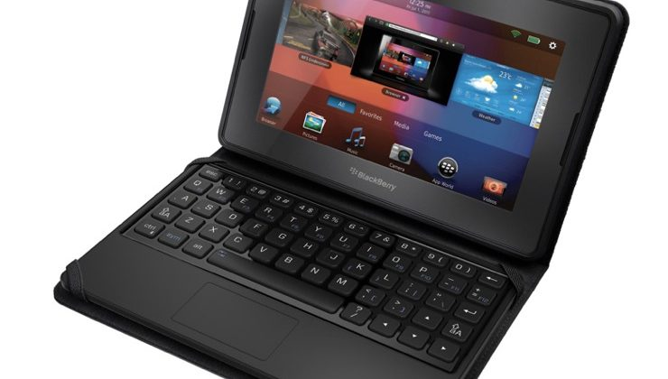 BlackBerry PlayBook Mini Keyboard gets official
