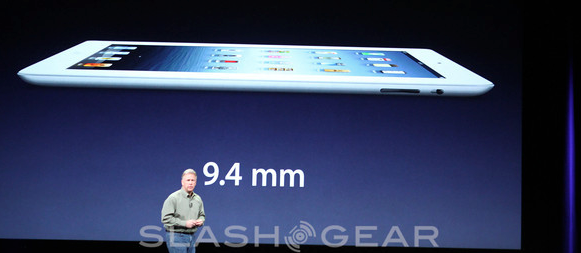 iPad 3's miraculous battery: the real game changer
