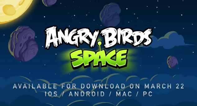 Rovio details Angry Birds expansion 240 miles above Earth