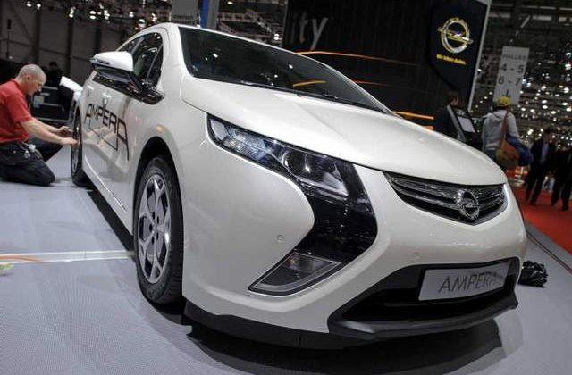 Chevrolet Volt/Opel Ampera wins European Car of the Year