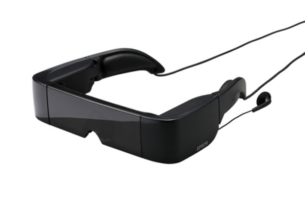 Epson ships Moverio BT-100 Android see-through glasses