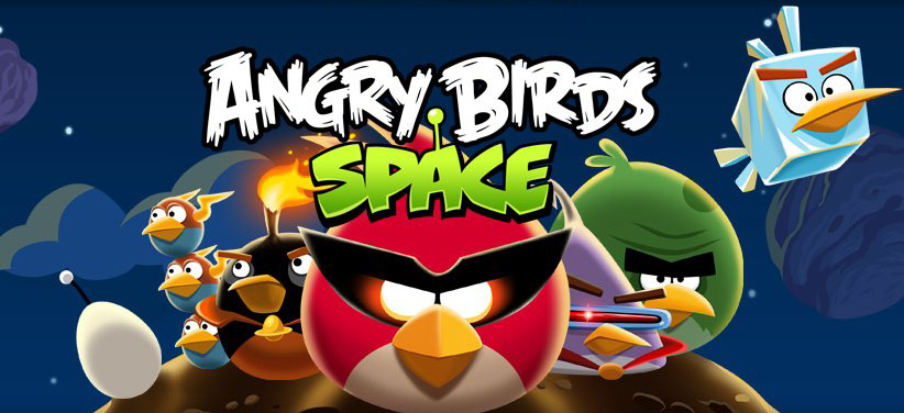 10m Angry Birds Space downloads in three days