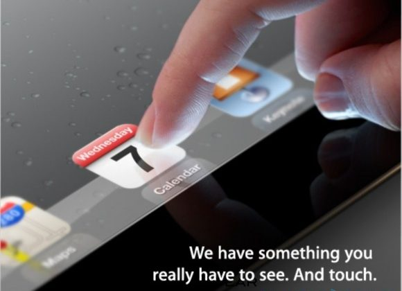 Apple iPad 3 Live Blog Reminder: we'll be there!