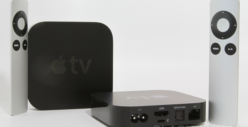 Apple Television talk reignites with Sharp patent overlap