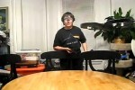 Parrot AR.Drone controlled via wearable Android headset
