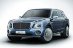 Bentley EXP 9 F SUV concept is monstrously massive
