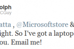 "Microsoft apologizes to ""smoked by Windows Phone"" winner"