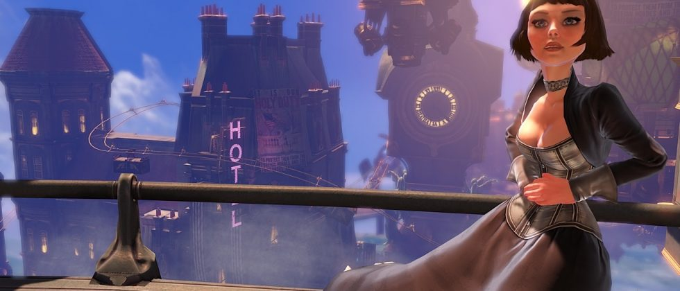 BioShock Infinite for PS3 release date announced