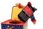 BlackBerry 'not a toy' ads may save the company