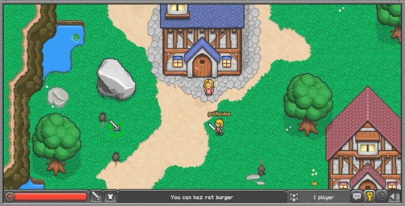 Mozilla launches BrowserQuest to demonstrate HTML5 gaming