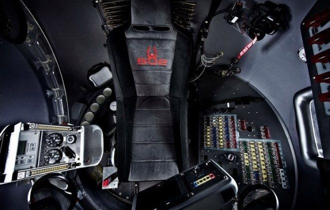 Red Bull record-breaking skydive capsule finalized