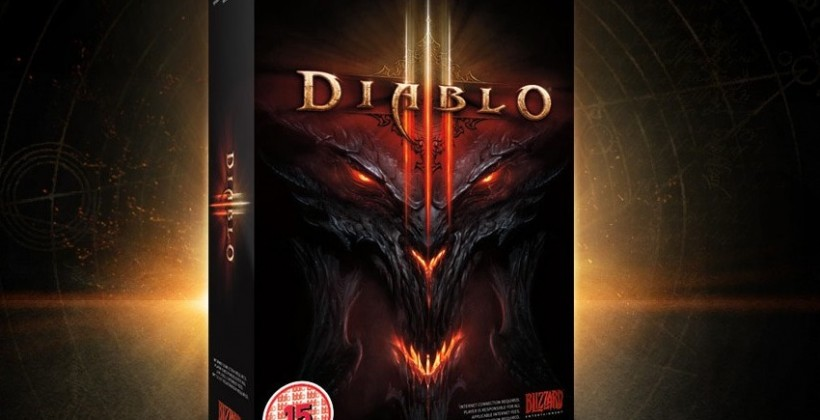 Diablo III May 15 release official
