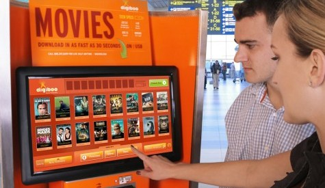 Digiboo Redbox rival launches in airports