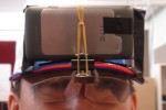 DIY Google Glasses obtrusively augment reality
