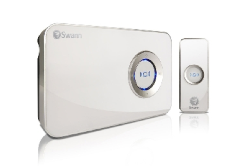 Swann MP3 DJ Doorbell revealed and detailed