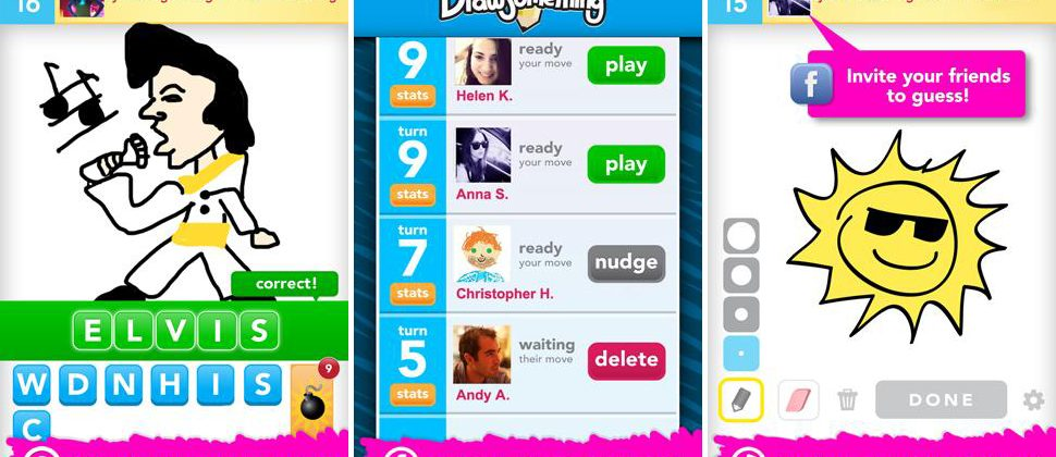 Draw Something reportedly prompts Zynga to write checks
