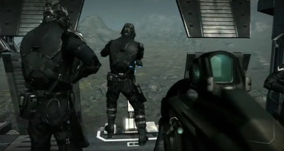 CCP MMO game Dust 514 will be free-to-play on PS3