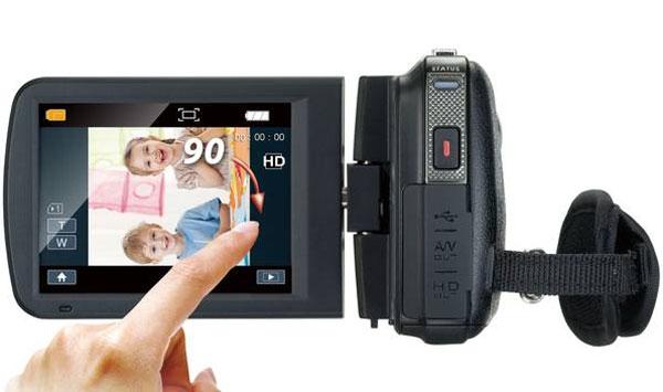Genius unveils G-Shot HD575T slim camcorder