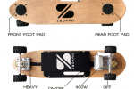 ZBoard is a Segway for skateboards