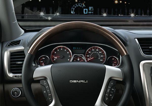 GMC talks heads up display technology for vehicles - SlashGear