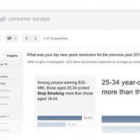 Google Consumer Surveys tool promises cash and stats - SlashGear