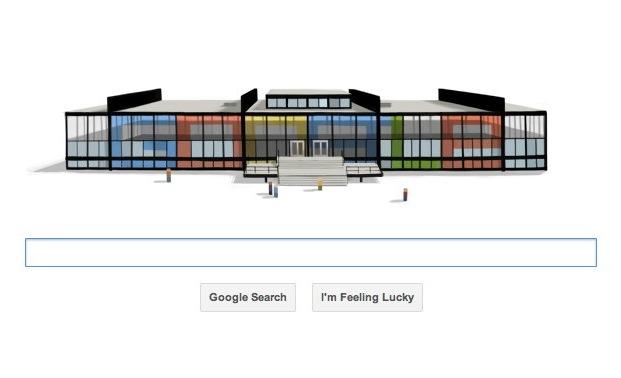 Google Doodle celebrates Modernist Mies van der Rohe