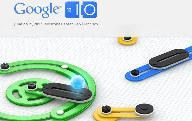 Google I/O 2012 tickets on sale now