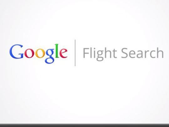 Google Flight takes off worldwide