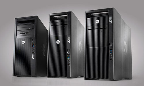 HP updates Z-series workstations with up to 512GB of RAM