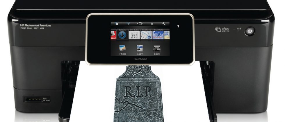 Dead Trees and PCs: HP's Innovation Challenge