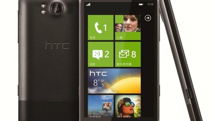 Windows Phone hits China with HTC Eternity