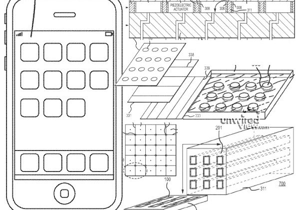 Apple patent outlines iPhone haptic feedback system
