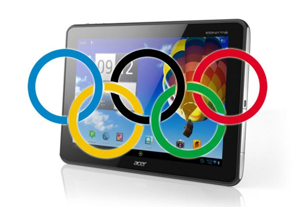 Acer debuts Iconia Tab A510 Olympic Games Edition tablet