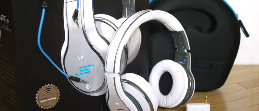 Sync by 50 SMS-WS Wireless Headphones Review
