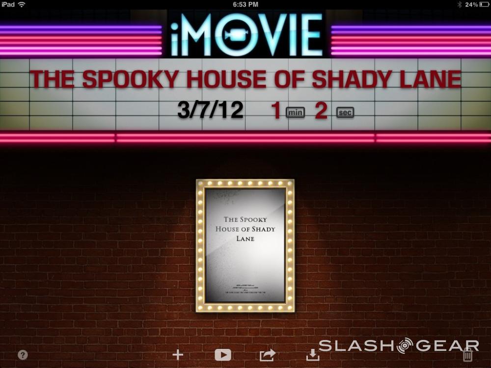 iMovie 1 3 for iOS Review - SlashGear
