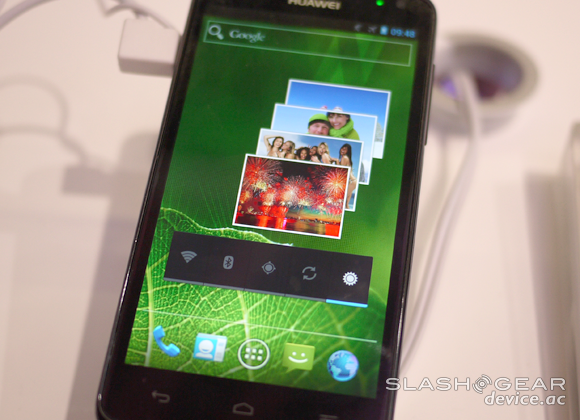 Huawei Ascend D quad XL tops benchmarks