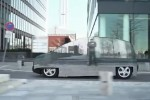 Mercedes creates invisible F-Cell car