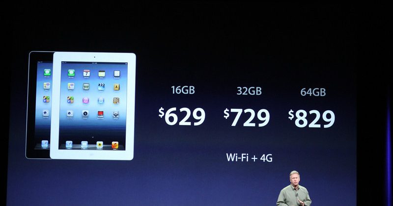 New iPad hits Apple Stores at 8am on Friday