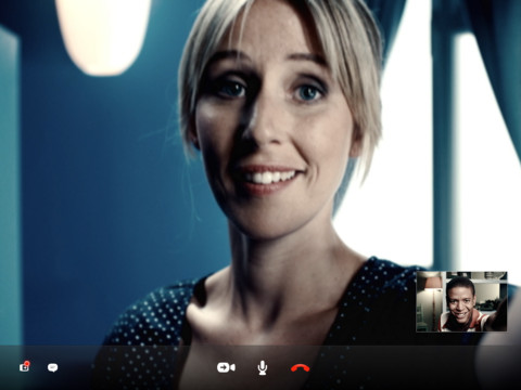 Skype gets iPad Retina Display upgrade