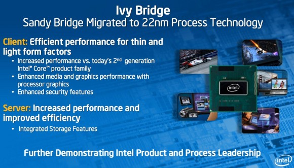 Intel Ivy Bridge launch confirmed for April 29