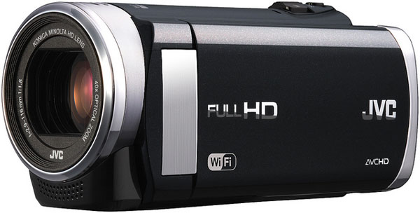 JVC outs GZ-EX250 Wi-Fi camcorder