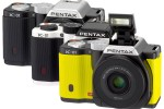 Pentax launches K-01 interchangeable lens camera