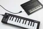 KORG microKEY MIDI keyboard lets you jam on an iPad
