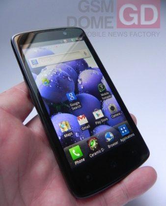 LG Optimus LTE P936 leak gives us a case of déjà vu